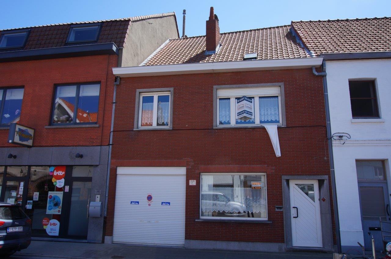Huis te koop Blankenberge
