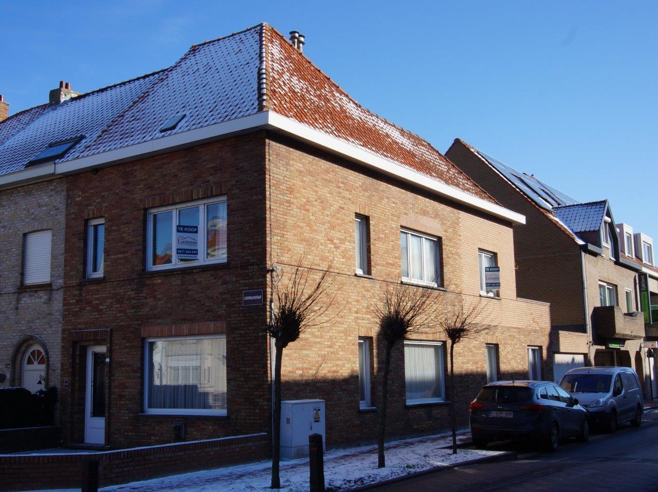 Appartementsgebouw Knokke-Heist
